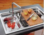 Кухонные мойки нержавейка