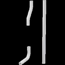 Водосливная труба комплект, 35 мм  AlcaPlast A950
