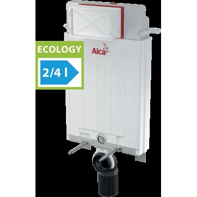 Бачок для унитаза для замуровывания в стену AlcaPlast Alcamodul AM100/1000E Ecology