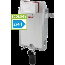 Бачок для унитаза для замуровывания в стену AlcaPlast Renovmodul AM115/1000E Ecology