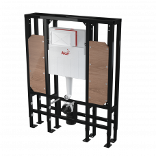 Инсталляция для унитазов AlcaPlast Solomodul AM116/1300H для людей с ограниченными возможностями