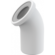 Колено для унитаза 45° AlcaPlast A90-45