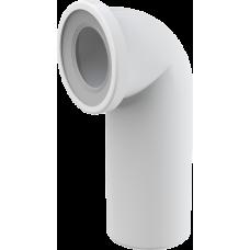 Колено для унитаза 90° AlcaPlast A90-90