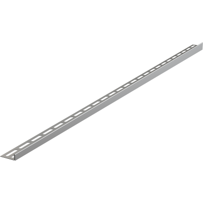 Pейка AlcaPlast для пола с уклоном APZ901M/1000 Левое, 1м, Толщина плитки 10мм,