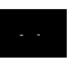 """Универсальный бачок для унитаза ALCA UNI Старт/Стоп, арт. A94-1/2"""""""