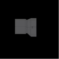 Адаптер для подключения бокового притока DN 50, арт. AVZ-P003