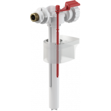 """Впускной механизм с бок. подводкой и металлической резьбой (для пластиковых бачков), арт. A16P-3/8"""""""