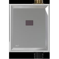 Автоматическая система туалетного смыва, 12V (питание от сети) хром пластик, арт. ASP3
