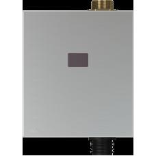 Автоматическая система туалетного смыва, 6V (работает на батарейках) металл, арт. ASP3-KB