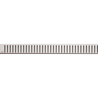 Решетка для лотков AlcaPlast PURE-650M нержавеющая сталь матовая