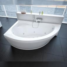 Ванна акриловая АКВАТЕК Аякс 2 170х110 асимметричная левая/правая (без гидромассажа)