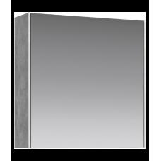 Mobi комплект боковин зеркального шкафа, цвет бетон светлый, 17 см