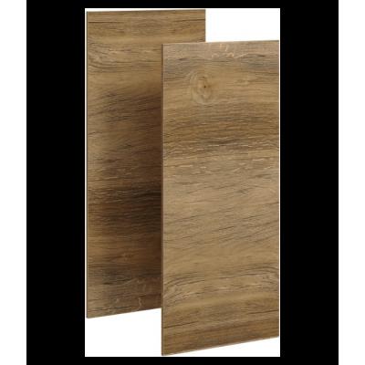 Mobi комплект дверей пенала, цвет дуб балтийский, 35 см