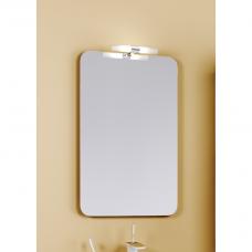 Аликанте панель с зеркалом и светильником, Alic.02.05,