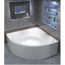 Акриловая ванна BAS РИВЬЕРА 1610х1610 В 00029(ванна + каркас + слив-перелив)