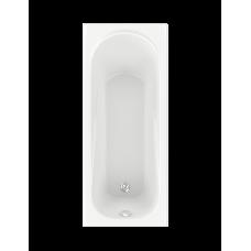 Акриловая ванна BAS ТОЛЕДО 1700х750 В 00035(ванна + каркас + слив-перелив)