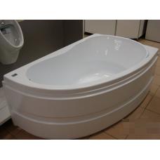 Акриловая ванна BAS АЛЕГРА 1500 x 900 правосторонняя В 00002(ванна + каркас + слив-перелив)