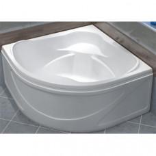 Акриловая ванна BAS ХАТИВА 1430 х 1430 В 00042(ванна + каркас + слив-перелив)