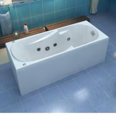 Акриловая ванна BAS НЕПТУН 1700х700 В 00026(ванна + каркас + слив-перелив)