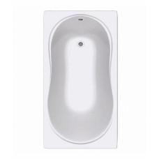Акриловая ванна BAS ЛИМА 1300х700 В 00021(ванна + каркас + слив-перелив)