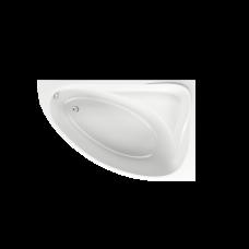 Акриловая ванна BAS МИЛАН правосторонняя 1700 х 1100 В 00062(ванна + каркас + слив-перелив)
