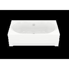 Акриловая ванна BAS НЬЮЛАВ 1800х900 В 00063(ванна + каркас + слив-перелив)