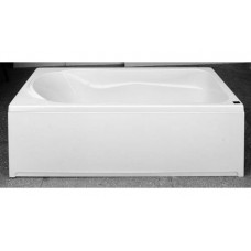 Акриловая ванна BAS МАЛЬТА 1700х750 В 00023(ванна + каркас + слив-перелив)