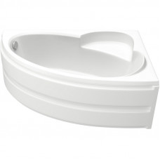 Акриловая ванна САГРА 1600 х 1000 правосторонняя В 00032(ванна + каркас + слив-перелив)