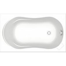 Акриловая ванна BAS КЭМЕРОН 1200х700 В 00018(ванна + каркас + слив-перелив)