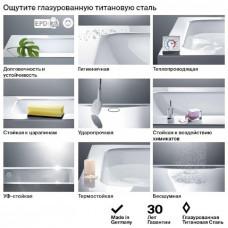 2947-000 ванна прямоугольная BetteForm стальная /170x75/(белый)
