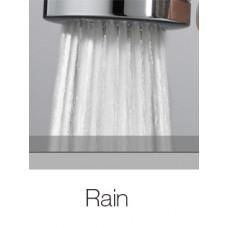 Гигиенический душ с кнопкой подачи воды Bossini Paloma Flat B00462 Хром