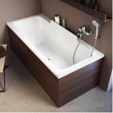 700298000000000 DURASTYLE Ванна 1800 x 800 мм, встраиваемая или для панелей, с двумя наклонами для спины