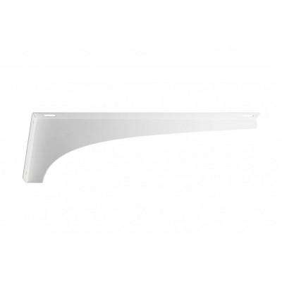Кронштейн для раковины боковой Эстет Даллас № 1 L белый ФР-00001851