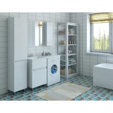 Комплект мебели Эстет Dallas Luxe 100 L напольный 2 ящика ФР-00002315