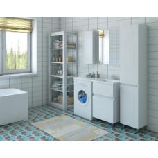 Комплект мебели Эстет Dallas Luxe 100 R напольный 2 ящика ФР-00002316