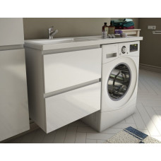 Комплект мебели Эстет Dallas Luxe 100 L подвесной 2 ящика ФР-00002313