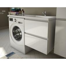 Комплект мебели Эстет Dallas Luxe 100 R подвесной 2 ящика ФР-00002314