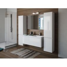 Комплект мебели Эстет Dallas Luxe 100 R подвесной 1 длинный ящик ФР-00002320