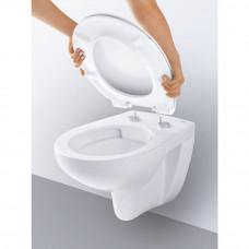 Унитаз подвесной Grohe Bau Ceramic 39427000+39493000