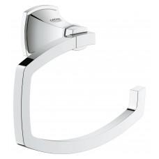 Держатель для туалетной бумаги GROHE Grandera без крышки, хром (40625000)