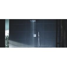 Душевая система GROHE SmartControl с душевым гарнитуром и верхним душем Rainshower SmartActive Cube 310, хром (34712000)