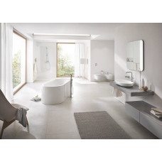 Биде подвесное GROHE Essence Ceramic, альпин-белый (3957400H)