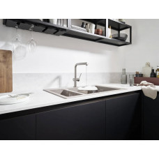 Смеситель для кухни Hansgrohe Talis M54 (арт. 72809000), выдвижной излив