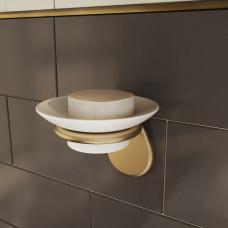 Мыльница для ванной комнаты IDDIS OLDIE, OLDBRC0i42, Бронза