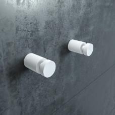 Крючки для ванной комнаты IDDIS PETIT, PET2SW1i41, Белый  матовый