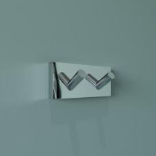 Крючок двойной, латунь, Edifice, IDDIS, EDISB20i41