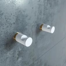Крючки для ванной комнаты IDDIS PETIT, PET2SY1i41, Белый матовый