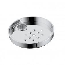 Мыльница на стойку SOAP DISH 100CP01i53