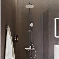 Смеситель для ванны с верхним душем, Shelfy, IDDIS, SHESBBTi06