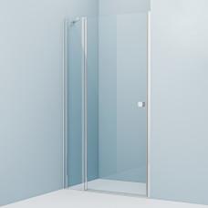 Душевая дверь распашная, глянцевый ал. проф., 120х195, Ray, IDDIS, RAY6CP2i69